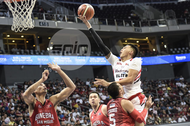 Blackwater shows it's no longer a PBA pushover after stunning win over Ginebra