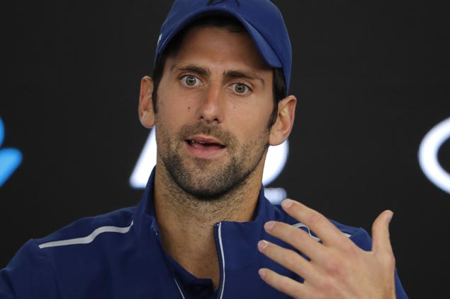 Inspired by Roger and Rafa's success, Nole seeks smashing return from injury layoff