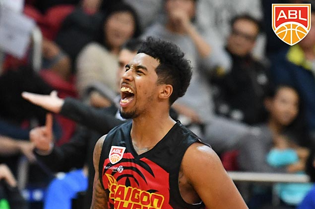 Fil-Am Mike Williams shines as Saigon Heat score another big win, deal Chong Son Kung Fu first ABL loss