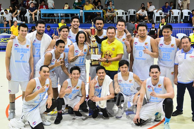 Mike Ayonayon clutch in OT as Marinerong Pilipino beats hosts in Sinulog Cup finals