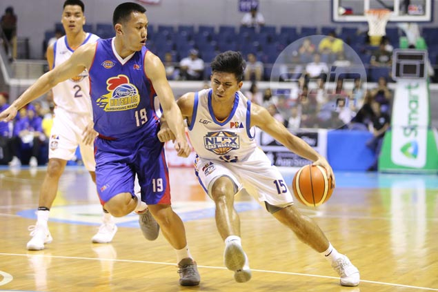 Tasked to shadow red-hot Ravena, Rome dela Rosa gets in his own offensive licks