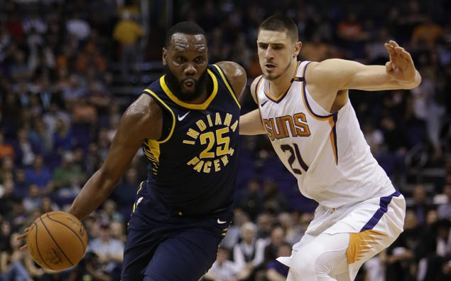 Pacers make it back-to-back wins, use balanced offense to rip lowly Suns