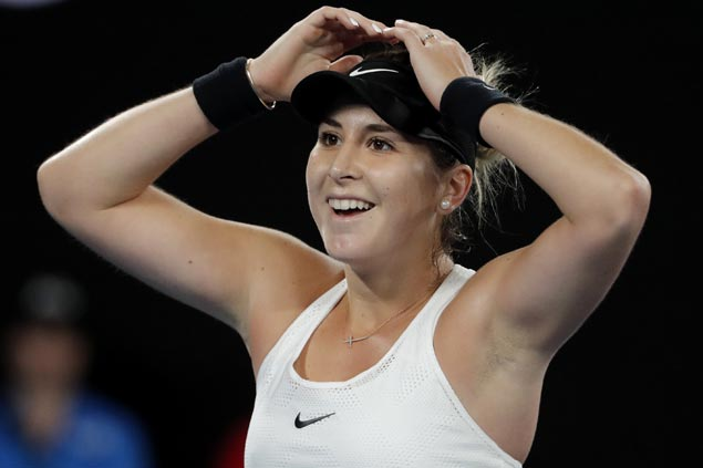 Belinda Bencic bundles Venus Williams out of Australian Open