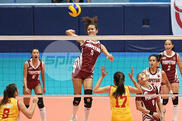 Perpetual Help labors to five-set victory over severely-depleted San Sebastian