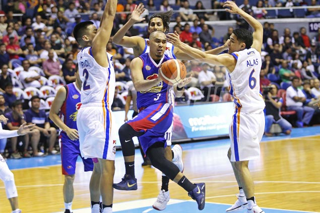 Paul Lee earns PBA Player of the Week citation as Hotshots get a win run going