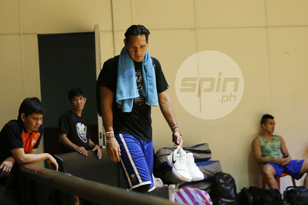 June Mar Fajardo joins grind as Abu Tratter shows up for first time in Gilas practice