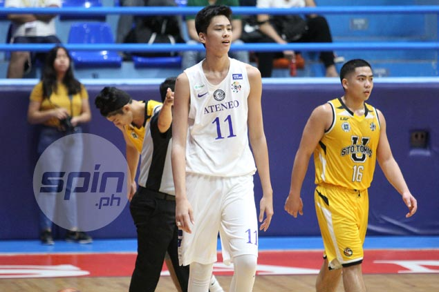 Kai Sotto stands tall in taking top spot in first week of NBTC high school player rankings