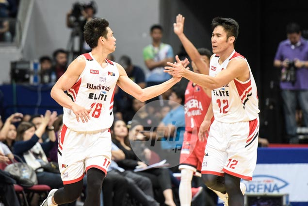 Maliksi says Blackwater no longer taken for granted after big win over Ginebra