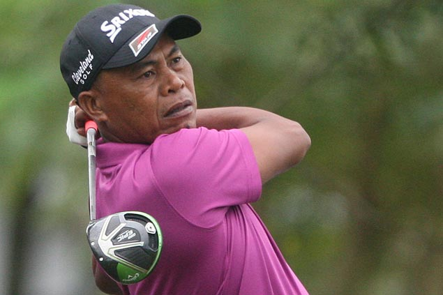 Elmer Salvador sets pace at PGT Asia Eagle Ridge with five-under 67