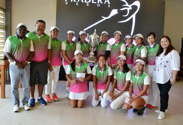 Team Southeast Asia wins by five over Filipinas to retain Pradera Ladies Challenge title