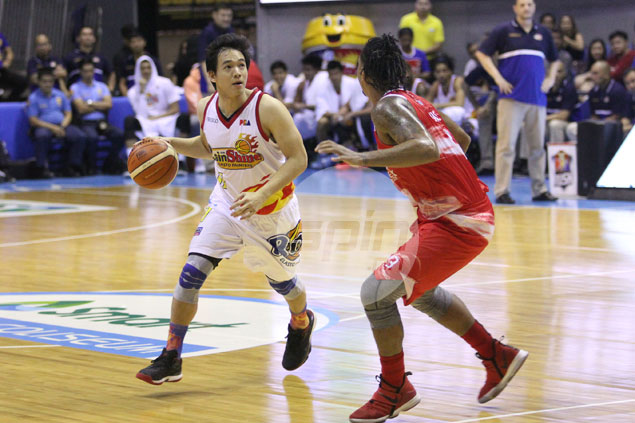 Chris Tiu believes ROS yet to show full potential after romp vs Phoenix: 'May igagaling pa yan'