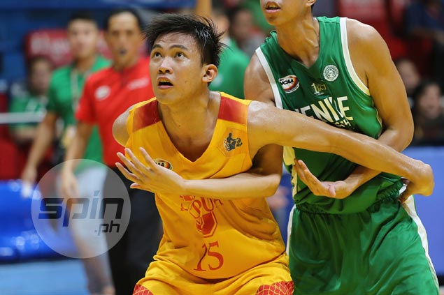 Mapua rookie Warren Bonifacio says Atoy Co wants him to be as versatile as KD
