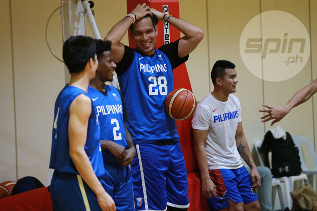 Gilas hopes to start daily practices by first week of February ahead of Aussie trip