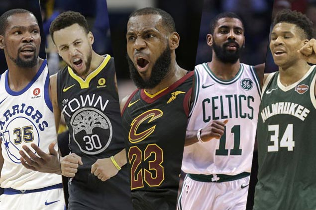 LeBron James, Stephen Curry lead All-Star starters, voted as captains for NBA All-Star Game