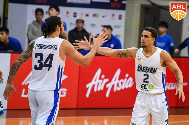 Hong Kong Eastern scores narrow win over ABL bottom team Formosa Dreamers