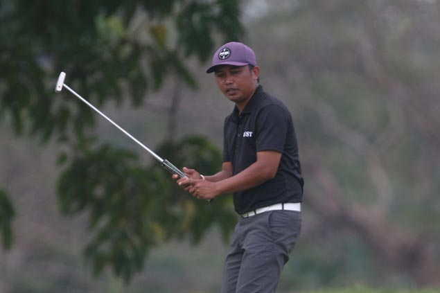 Jhonnel Ababa ends title drought with seven-stroke victory in PGT Asia's Eagle Ridge leg