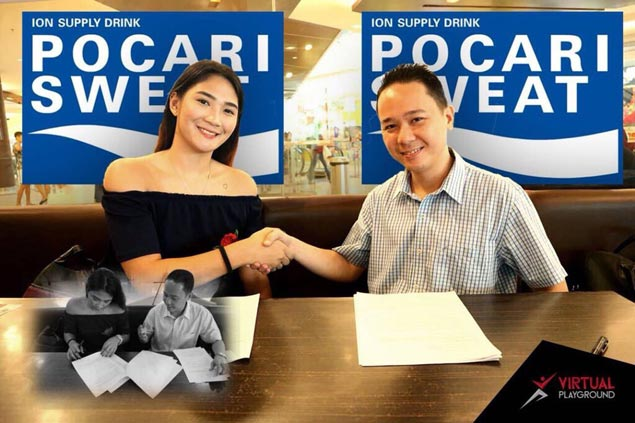 Cesca Racraquin departs from Creamline, signs with Pocari Sweat for PVL Reinforced Conference