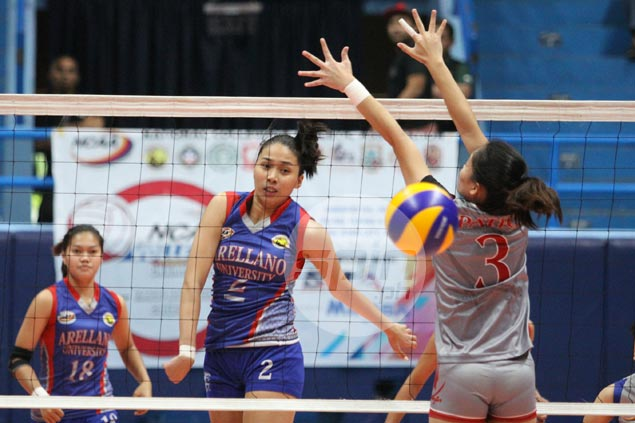 Arellano Lady Chiefs ease past Lyceum Lady Pirates to stay unbeaten in five matches