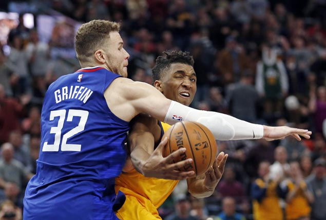 Donovan Mitchell continues solid play as Jazz end Clippers' six-game winning run