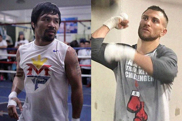 Why Pacquiao vs Lomachenko is more smoke than actual fire
