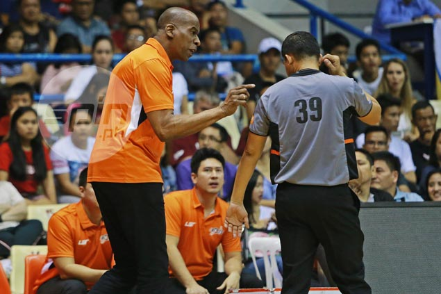 Usually affable Norman Black storms out of venue after another Meralco letdown