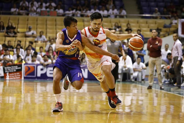 Gelo Alolino striving for consistency as Fuel Masters try to gain ground in Philippine Cup