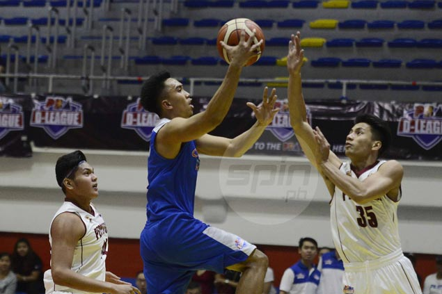 Michael Calisaan shows way as Revellers overcome late Altas rally in Aspirants Cup