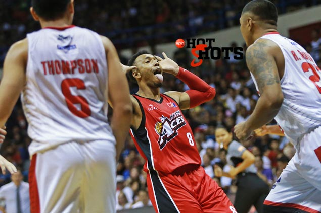 SPIN Hot Shots of the Week: 'Beast' taunts Ginebra fans