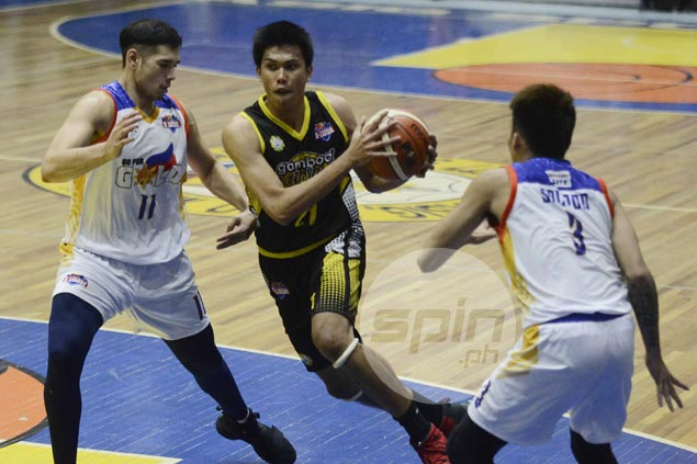 Aris Dionisio vows to work on stamina as Gamboa Coffee standout runs out of gas late in loss