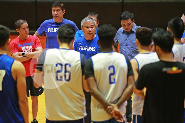 Chot Reyes drops Abueva, Almazan from Gilas pool for second qualifying window