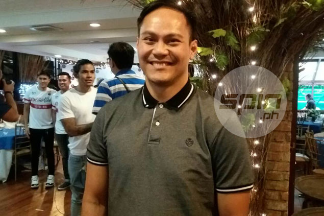 Chris Gavina back coaching in MPBL: 'I can't stay away from the game too long'