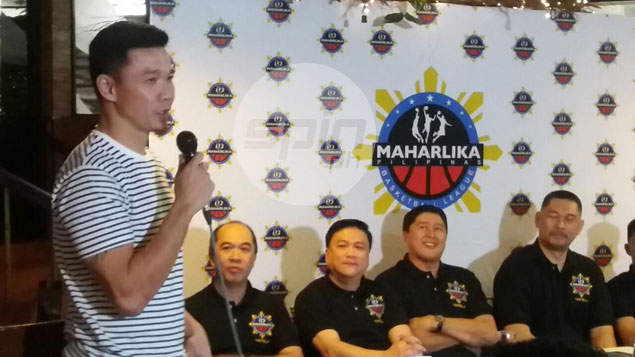 Gary David not giving up on PBA comeback despite taking act to new league