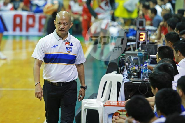 PBA fines Guiao P11K for obscene gesture, but finds no basis for racial slur accusation