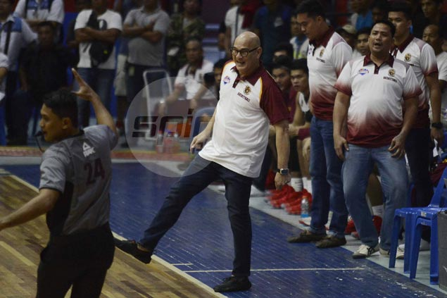 Frankie Lim sees a lot of positives despite Altas loss in his first game in charge