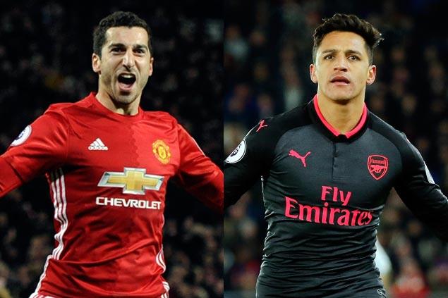 Man United acquires Alexis Sanchez as Henrikh Mkhitaryan heads to Arsenal
