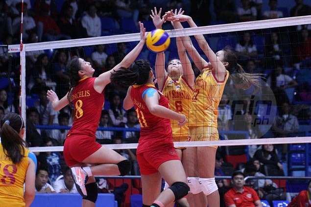 Short-handed San Sebastian makes it back-to-back victories, keeps Mapua winless