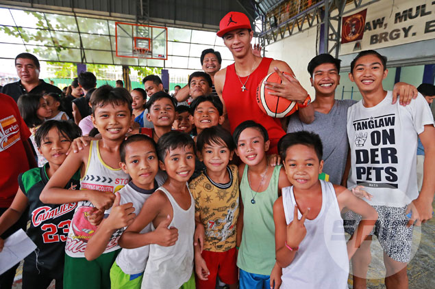 Arwind Santos, KG Canaleta unmindful of fatigue, joins PBA road tour straight from practice