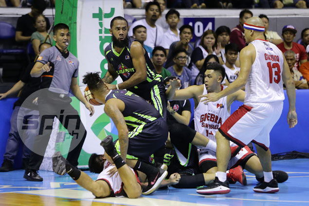PBA referees calling less fouls and allowing more physicality - and fans are lovin' it