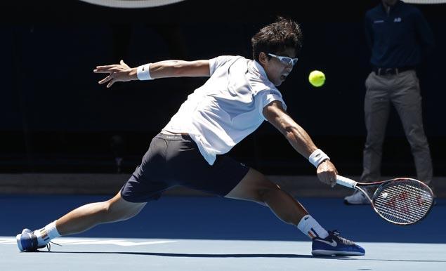 Hyeon Chung's dream run continues as he reaches Aussie Open semifinals