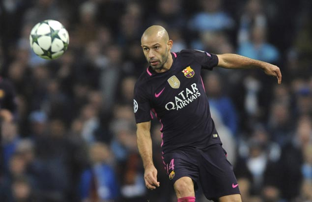 Argentina star Javier Mascherano leaving Barcelona after eight seasons, set to play in China