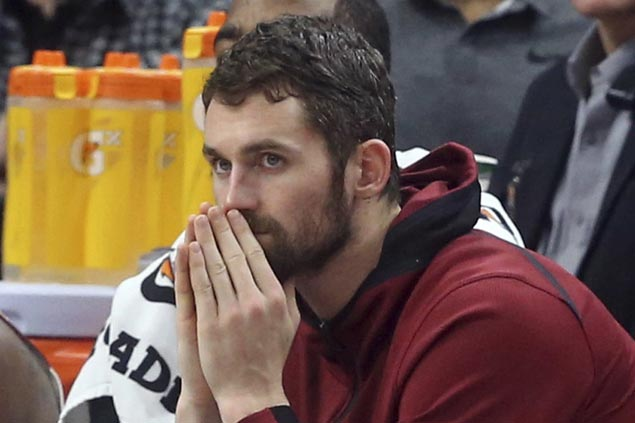 Kevin Love avoids surgery on hand, expected to be back before playoffs