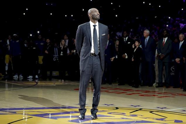 Kobe Bryant gets Oscar nomination for animated short film 'Dear Basketball'