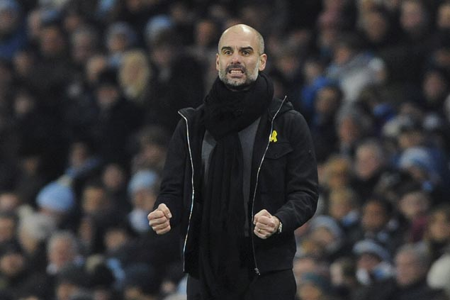 Pep Guardiola reaches his first final in English football as City gains League Cup title match