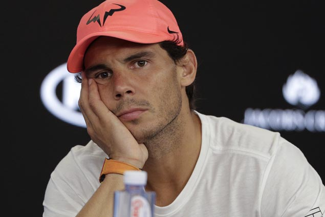 Rafael Nadal eyes quick return after Aussie Open withdrawal, expects to play in Mexico next month