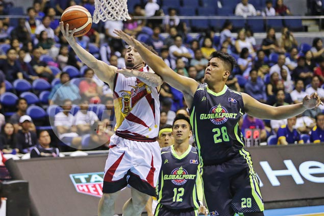 Fajardo proud to relive college connection with pal Heruela