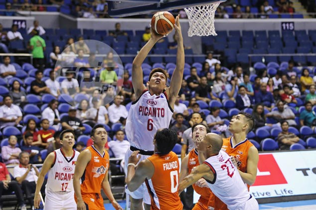 Unheralded rookie Jon Gabriel proves to be a silver lining for sorry KIA