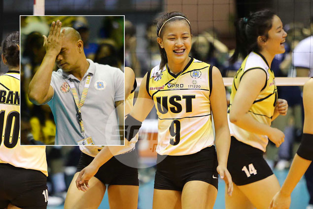 Kungfu Reyes defends EJ Laure amid rumors on sudden pullout from UST