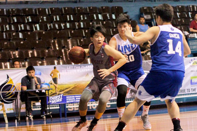 Carlo Lim records another 30-point game as Jubilee Christian downs Philippine Cultural College in PCYAA