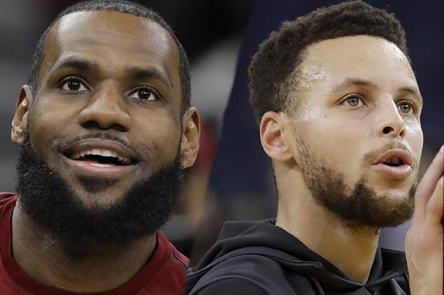 LeBron picks Durant, Kyrie while Curry goes with Harden, Giannis as All-Star teams set
