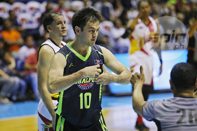 Sean Anthony rues another meltdown as GlobalPort turns cold late vs SMB